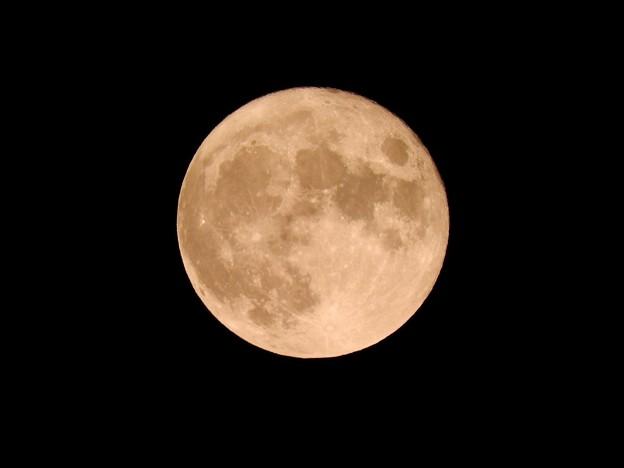 Photos: 中秋の満月