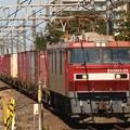 EH500-25牽引94レ栗橋通過