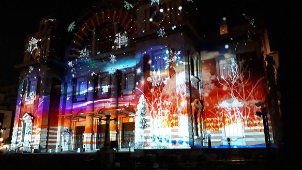 2018.12.17(大阪光の饗宴/中之島/大阪市中央公会堂/ウォールタペストリー3)