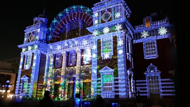 2018.12.17(大阪光の饗宴/中之島/大阪市中央公会堂/ウォールタペストリー7)