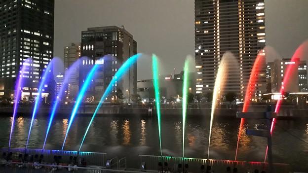 2018.12.21(大阪光の饗宴/福島港/ウォーターファンタジア8)