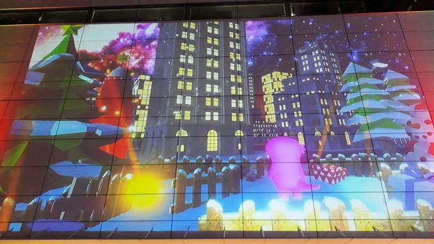 2018.12.21(大阪光の饗宴/ABCリバーデッキ/エビシー キラキラ クリスマス)