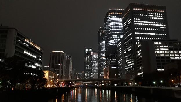 2018.12.21(大阪光の饗宴/淀屋橋駅周辺)