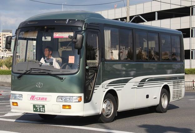 トラビスジャパン マイクロバス