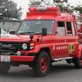Photos: 滋賀県高島市消防団 BD-Iポンプ車