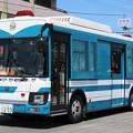 和歌山県警 近畿管区機動隊 大型輸送車