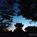 青の夕暮れ3