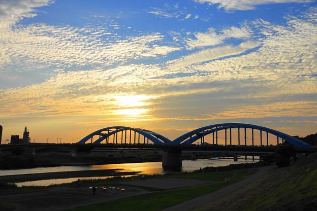 210621_23Y_夕景の丸子橋・RX10M3(多摩川) (5)