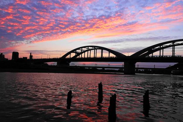 210621_36Y_夕暮れの丸子橋・RX10M3(多摩川) (82)