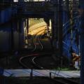 Photos: 200705_55E_夕闇の駅・RX10M3(多摩川駅) (88)
