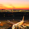 200120_52Y_展望デッキからの夕景・RX10M3(羽田空港) (106)