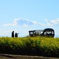 Photos: 210102_25N_菜の花畑で・RX10M3(ソレイユの丘) (86)