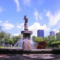 Photos: 180710_02_噴水と青空・S18200・α60(平和公園) (4)