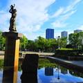 Photos: 210721_03S_公園の青空・RX10M3(平和公園) (5)