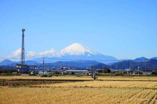 Photos: 191204_R01_富士山・RX10M3(平塚) (6)