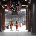 Photos: 190719D_32D_山門を・S18200(川崎大師) (13)