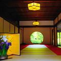 Photos: 190613_11M_丸窓の部屋から・S18200(明月院) (8)