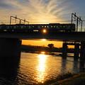 210723_45Y_夕方の橋梁・RX10M3(多摩川) (36)