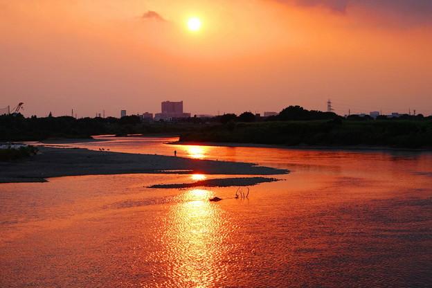 210827_52Y_夕景の川・RX10M3(多摩川) (63)