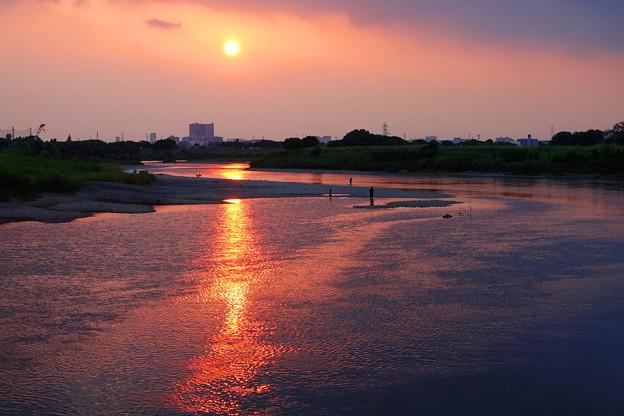 210827_52Y_夕景の川・RX10M3(多摩川) (98)