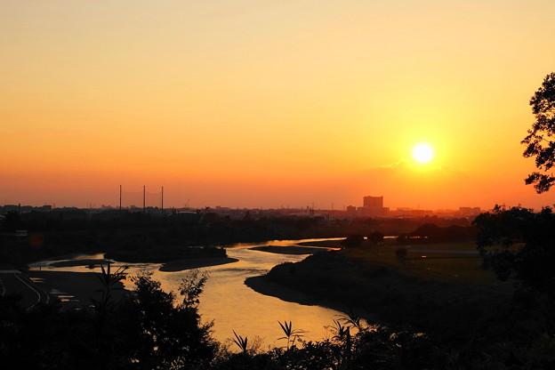 210828_52T_展望スペースからの川景・RX10M3(多摩川台) (7)