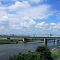 Photos: 210910_11T_東急線・RX10M3(多摩川) (1)