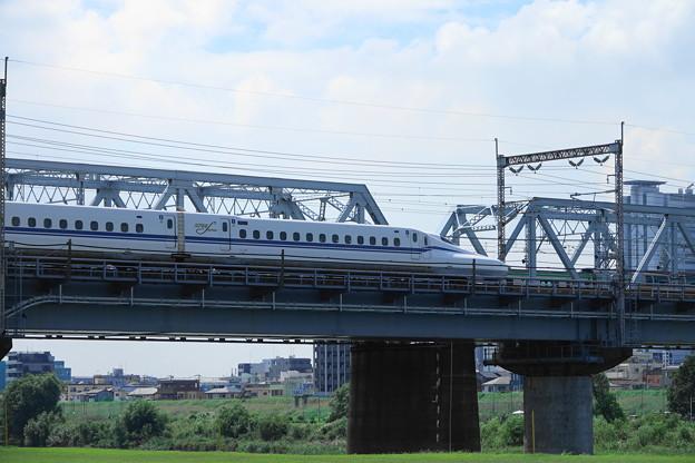 210910_10S_新幹線・N500S・RX10M3(多摩川) (3)