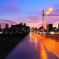 211005_57Y_綺麗な夕景でした・RX10M3(多摩川) (10)