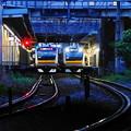 Photos: 210612_13Y_夕闇みの電車・RX10M3 (5)