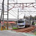 Photos: 181211_13_横須賀線・S18200・α60(明月院付近)