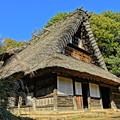 Photos: 201126_01K_古民家の様子・RX10M3(日本民家園) (315)