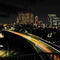 Photos: 211028_54K_夕闇の高架橋・RX10M3(近隣) (24)
