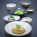 3/2UPし損ない 再チャレンジ 今晩は、鶏牛蒡バーグ(人参、えのき、しめじ、椎茸、葱)橙ポン酢、蛍烏賊と帆立のてっぱい、若菜サラダ(ブロッコリー、ロマネス</a></li>         </ul>   </div> </li> </ol> <ol> <li class=