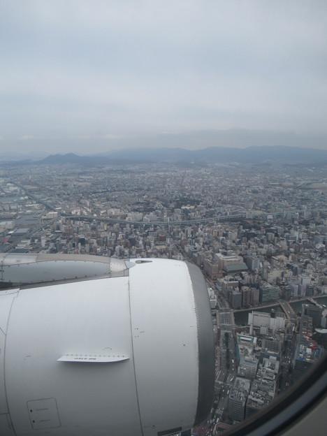福岡に到着
