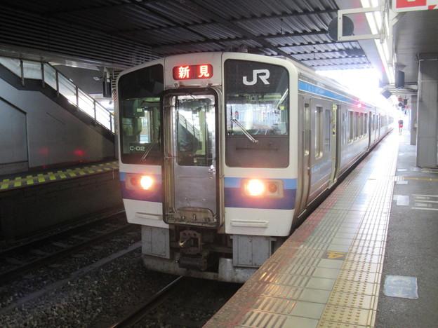 847Mレ 213系C-02編成ほか