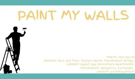Paint My Walls