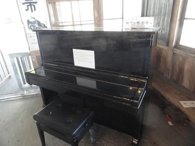 Photos: ストリートピアノ