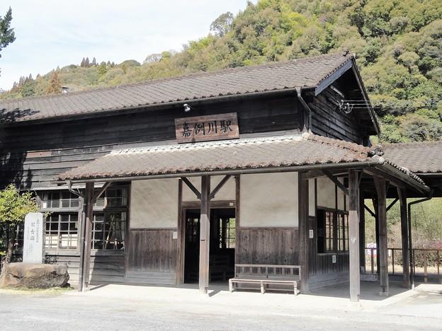 Photos: 嘉例川駅