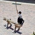 Photos: 女剣士