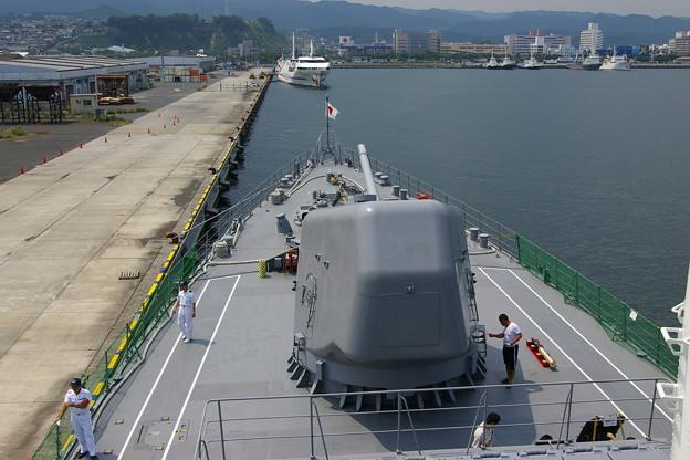 護衛艦たかなみ c