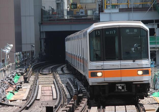 銀座線01系 01-117F