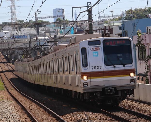 副都心線7000系 7027F(8連)