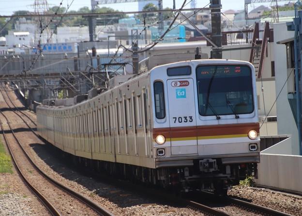 副都心線7000系 7033F(8連)