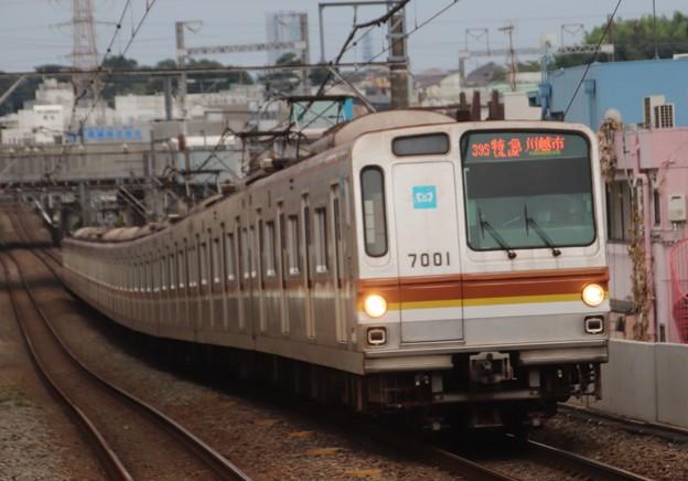 副都心線7000系 7001F