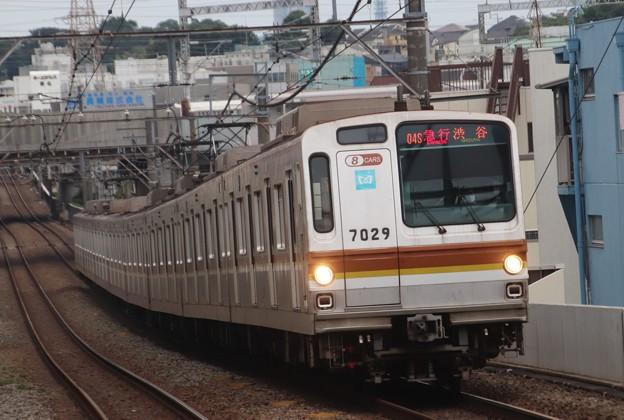 副都心線7000系 7029F(8連)