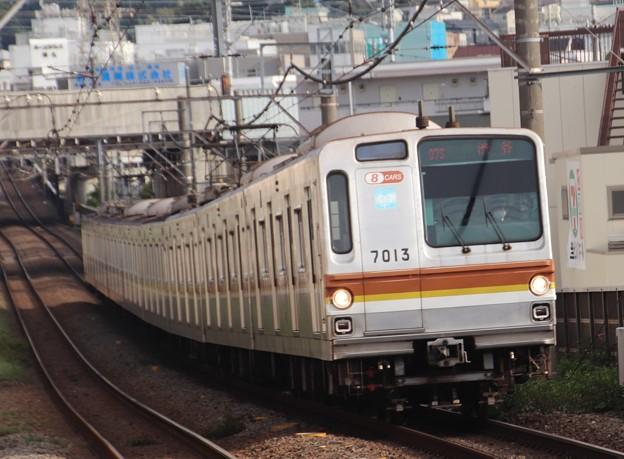 副都心線7000系 7013F(8連)