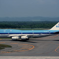 B747-406 PH-BFN KLM CTS 1999