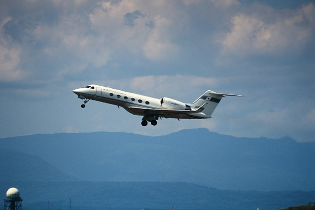 Gulfstream IV JA001G JCAB CTS 1999