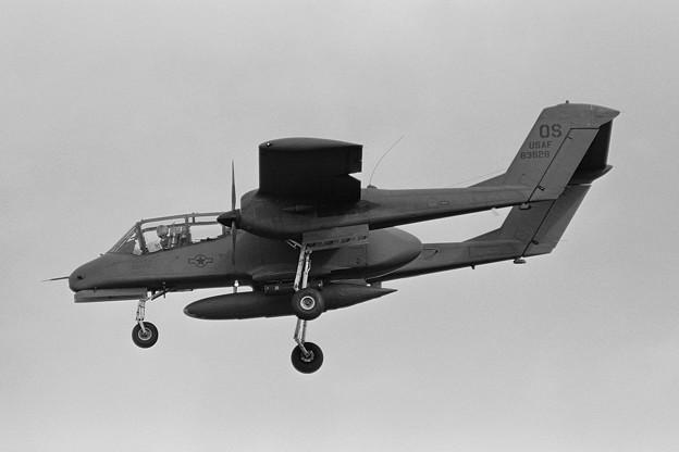 OV-10A 68-3828 OS MSJ 1980