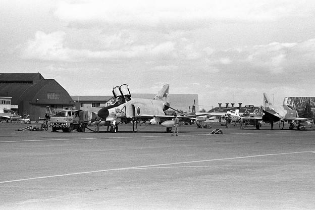 F-4EJ 千歳基地祭 1979